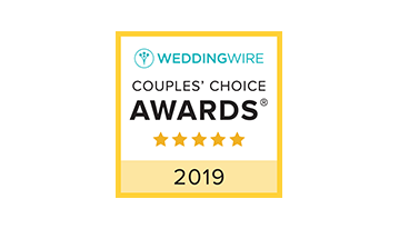 WeddingWire Couples' Choice Awards 2016 Winner